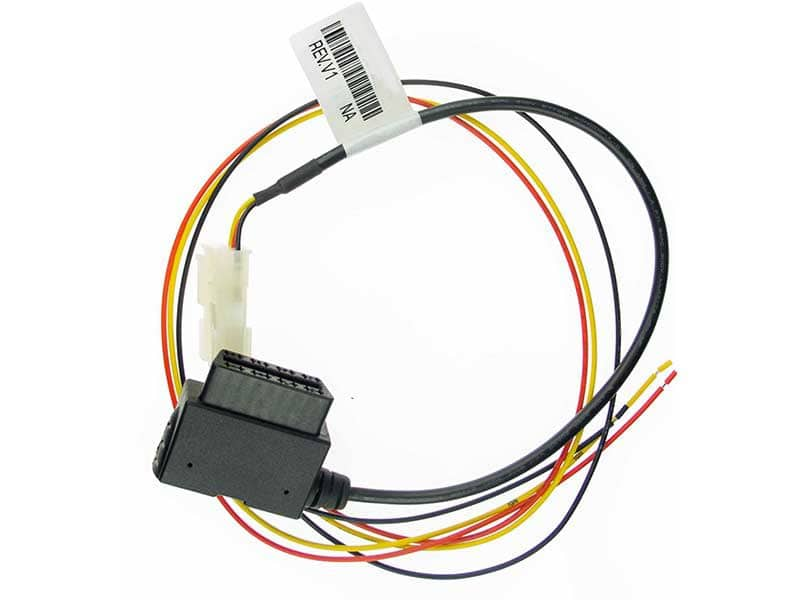 Geotab 3-wire GPS installation harness