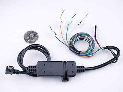 Geotab_Aux-PTO Cable
